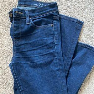 Vintage Cropped Jcrew Jeans